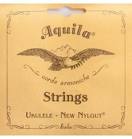 Aquila Aquila USA 10U High G Tenor Ukulele String Set - All Nylgut