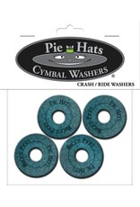 Mick's Picks Pie Hats Cymbal Washers