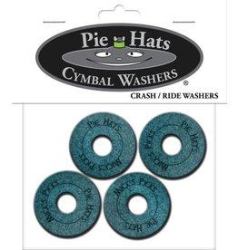Mick's Picks Pie Hats Cymbal Washers