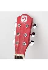 Vangoa Vangoa 3L3R Semi-closed Tuning Machine Acoustic or Electric, Chrome