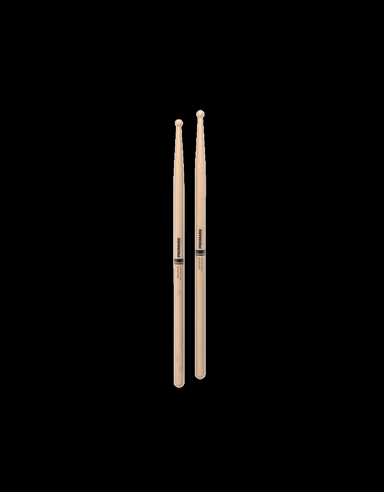 Promark Promark REBOUND 5B Maple Wood Tip Drumstick