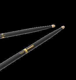 Promark Promark REBOUND 5B ACTIVEGRIP Hickory Wood Tip Drumstick