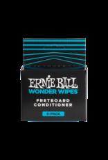 Ernie Ball Ernie Ball Wonder Wipes Fretboard Conditioner 6 Pack