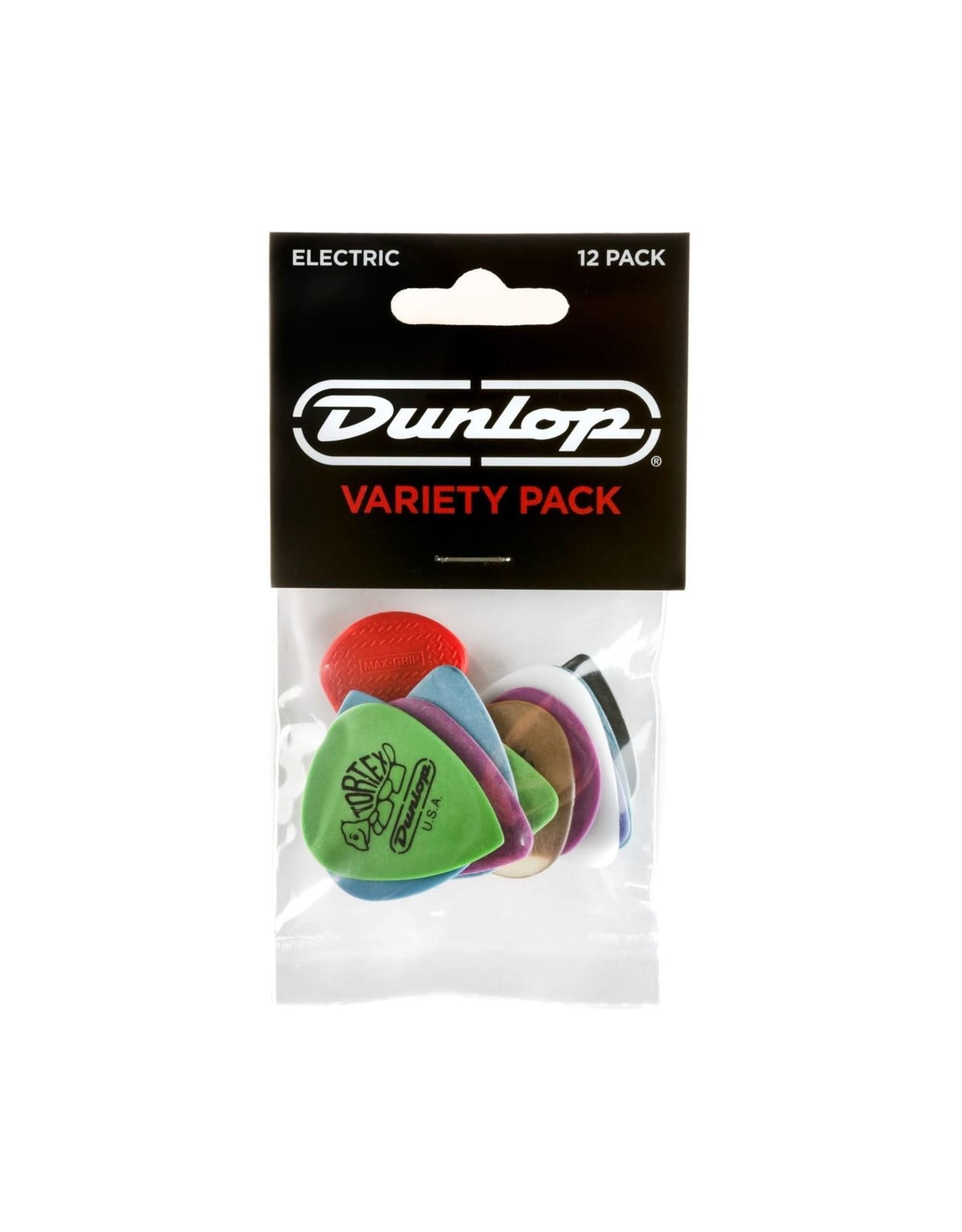 Dunlop Dunlop ELECTRIC PICK VARIETY PACK