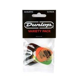 Dunlop Dunlop ACOUSTIC PICK VARIETY PACK