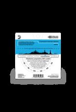 D'Addario D'Addario EXP16 Coated Phosphor Bronze Light Acoustic  - 12-53 Gauge