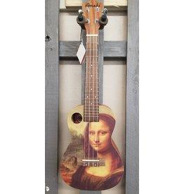 Amahi Amahi Mona Lisa Concert Mahogany Ukulele