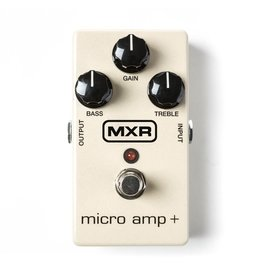 MXR MXR® Micro Amp +