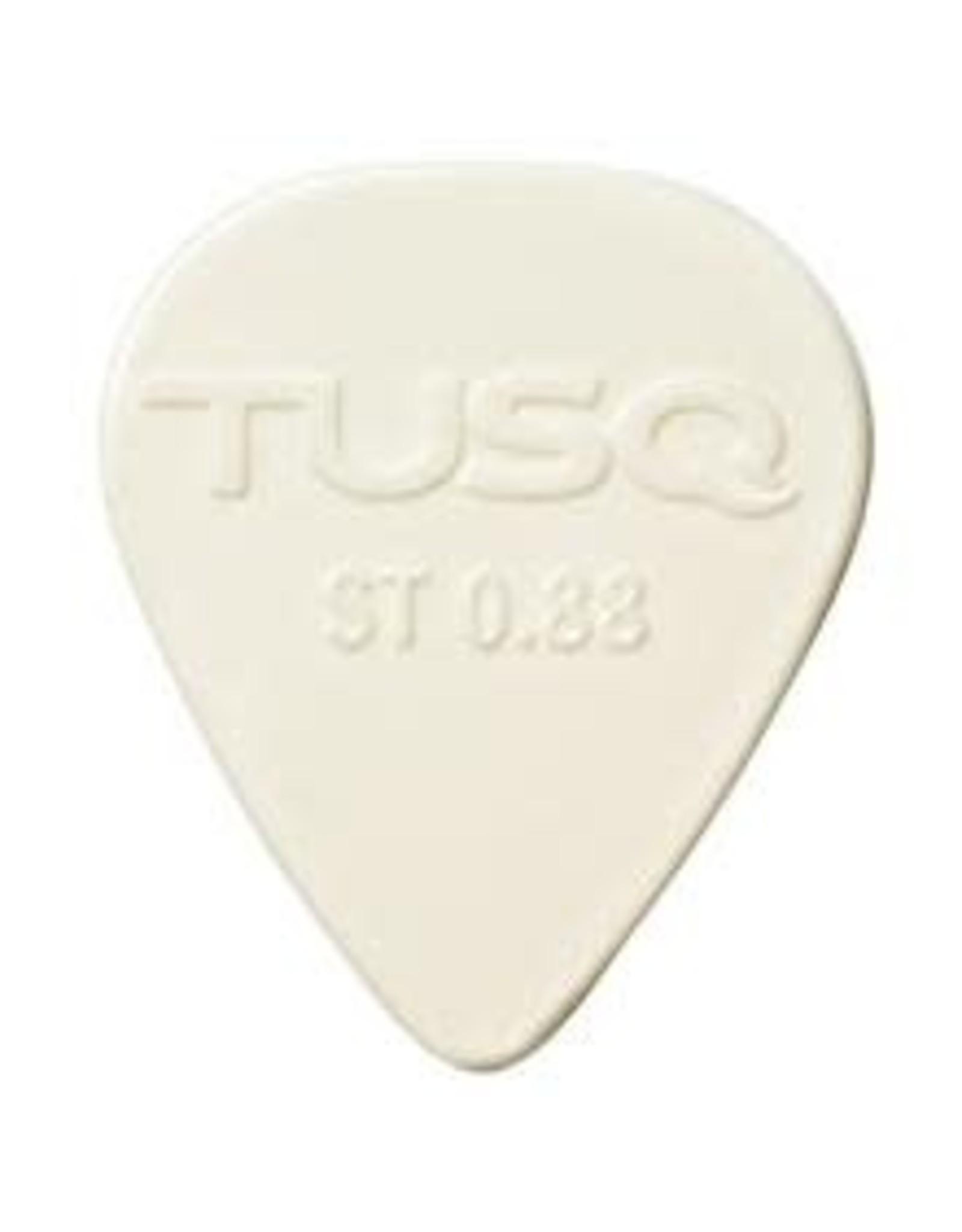 TUSQ TUSQ Stardard Pick 0.88mm BRIGHT - 6 PACK
