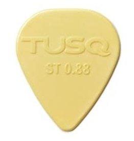 TUSQ TUSQ Stardard Pick 0.88mm  WARM - 6 PACK