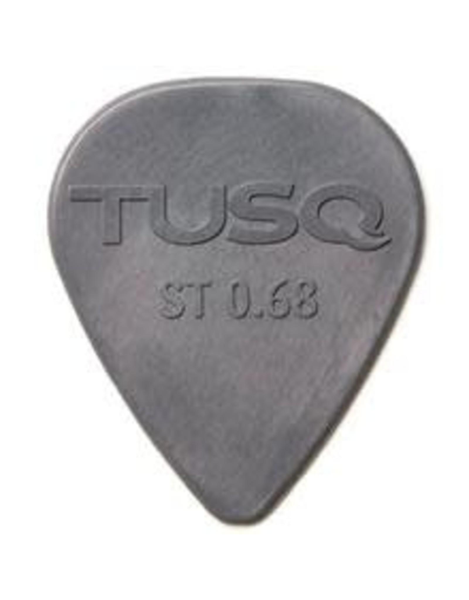TUSQ TUSQ Stardard Pick 0.68mm DEEP - 6 PACK
