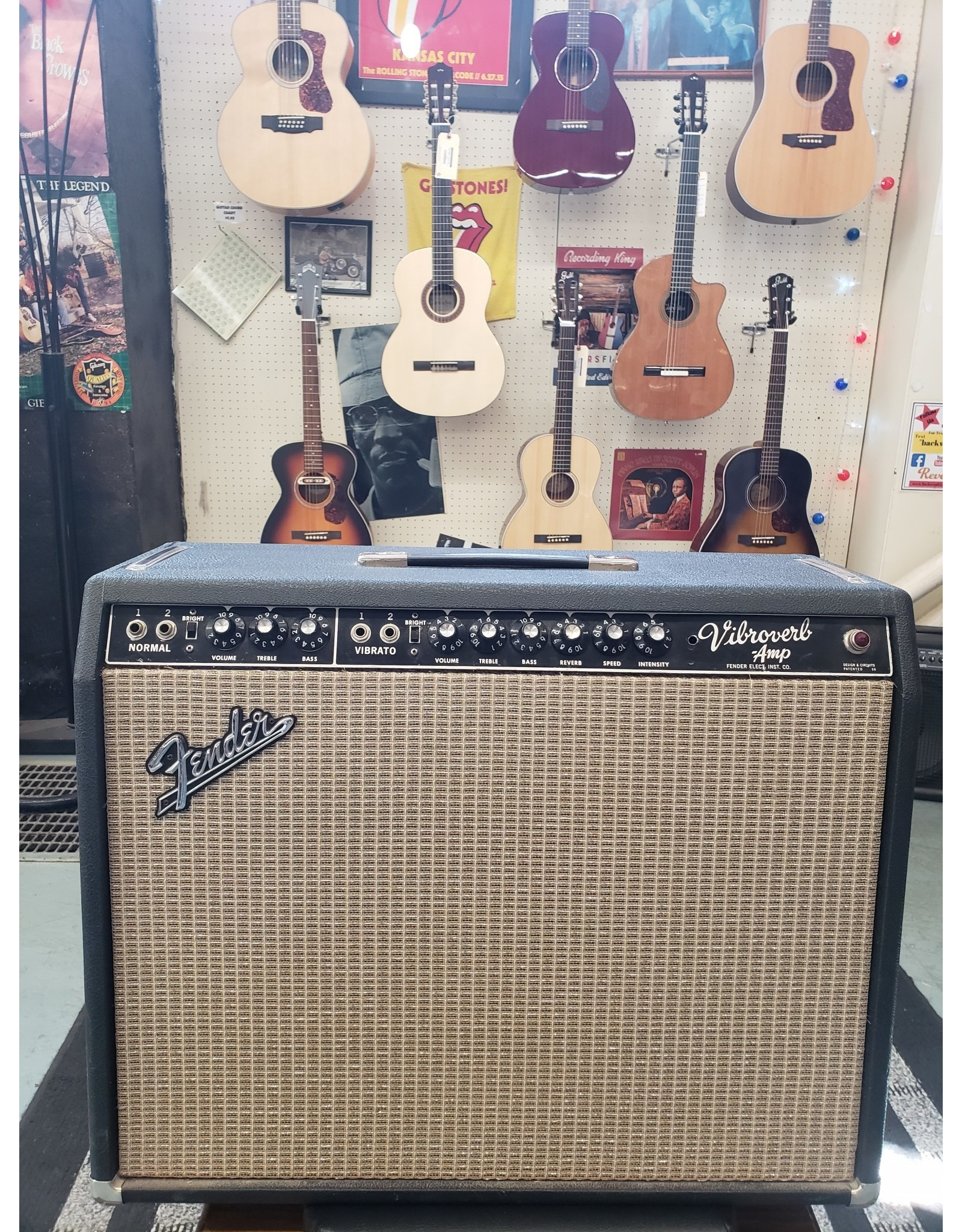 Fender Fender Vibroverb 1963 (used)