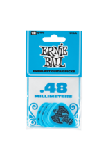 Ernie Ball Ernie Ball 9181 Blue Everlast Picks 12-Pack .48mm