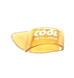 Cool Cool Beta Carb Thumb Pick Large
