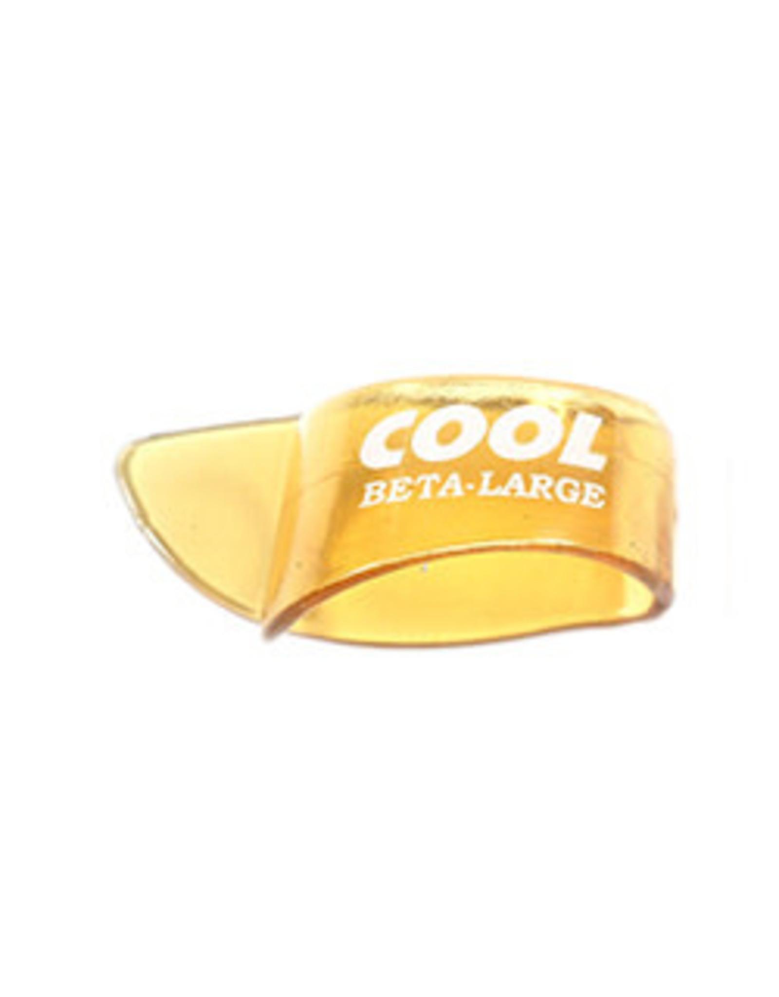 Cool Cool Beta Carb Thumb Pick Medium