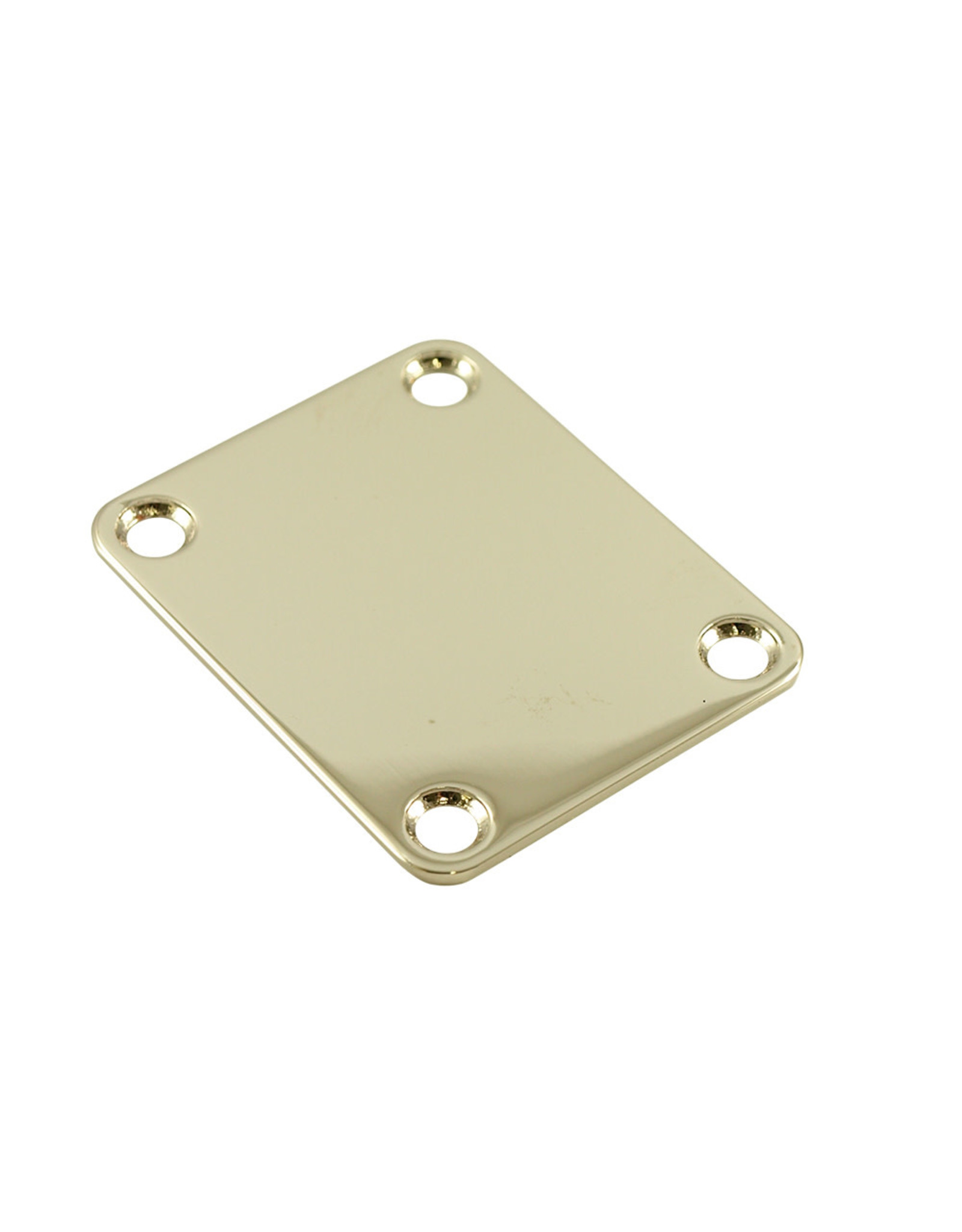 WD Music Products WD 4 Hole Neck Plate