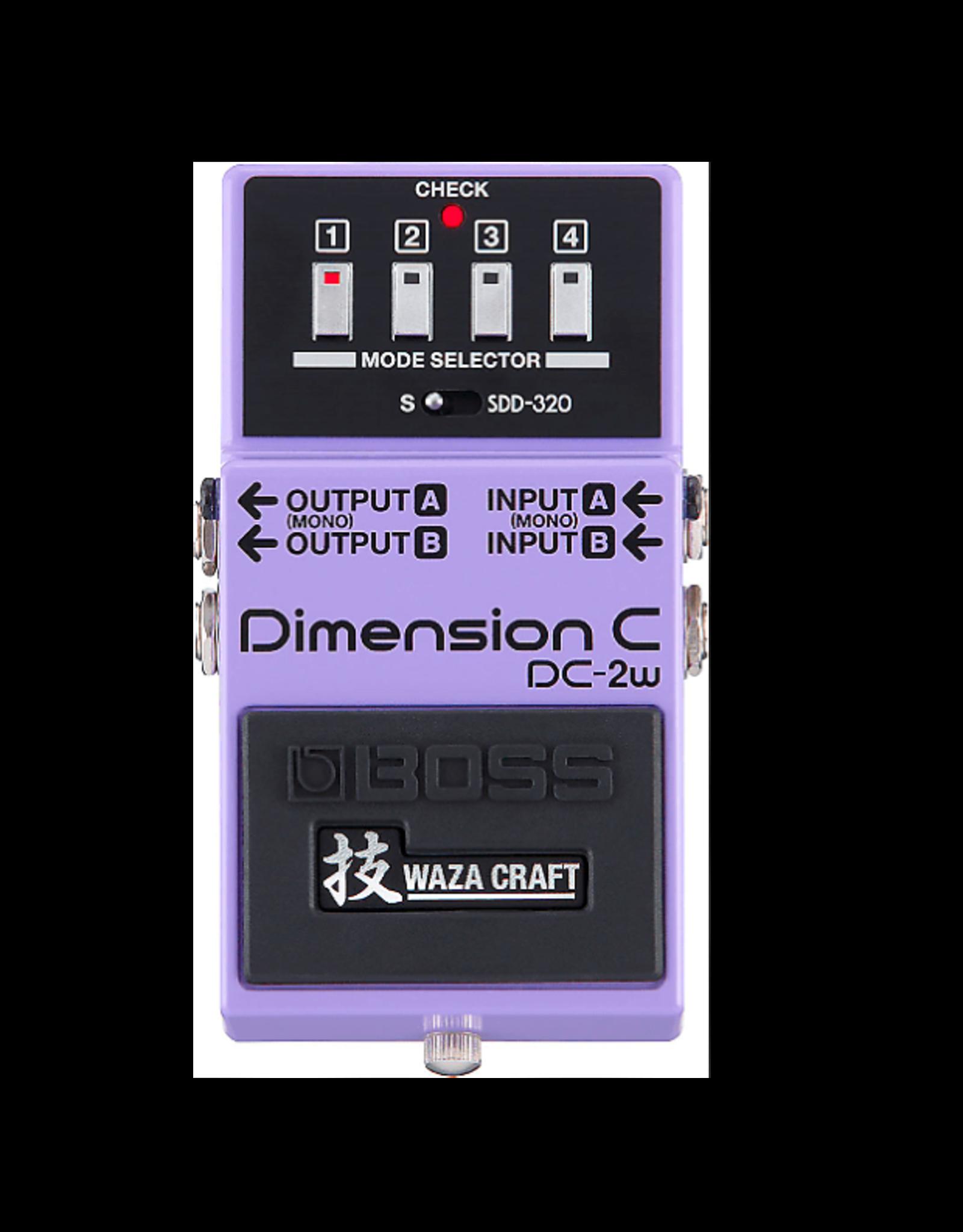 Boss Boss DC-2w Dimension C Waza Craft