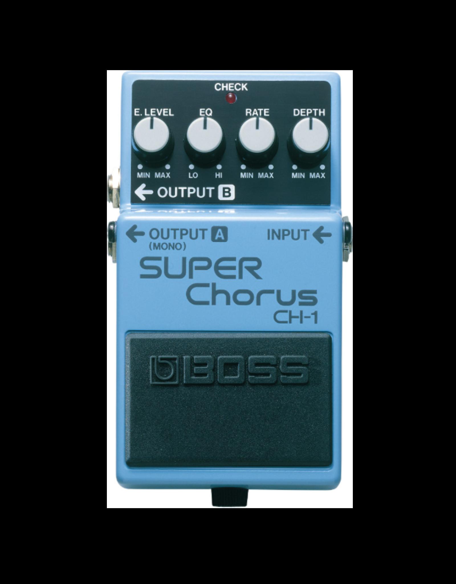 Boss Boss CH-1 SUPER Chorus