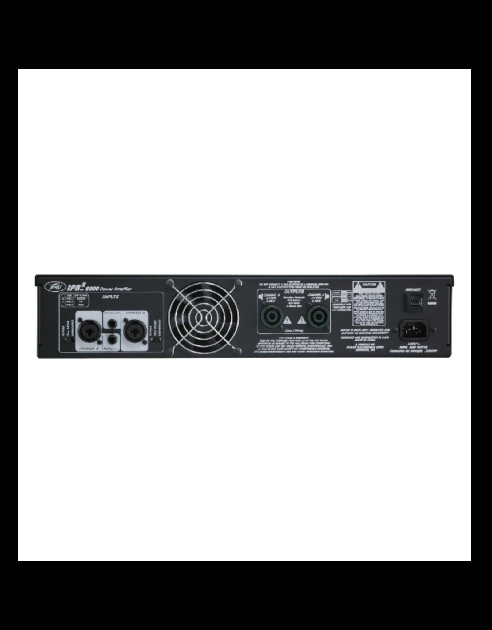 Peavey Peavey IPR2™ 2000 Lightweight Power Amp
