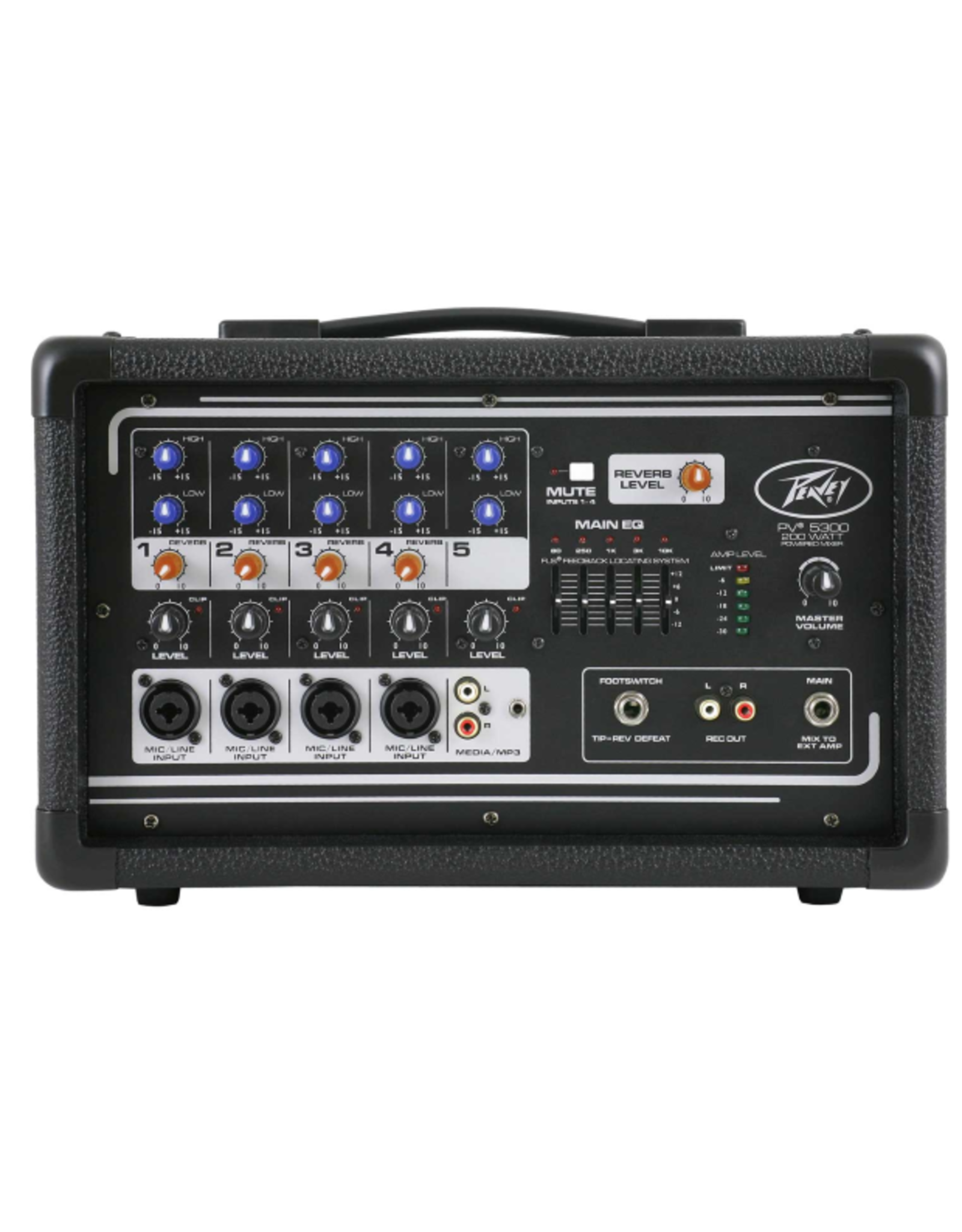 Peavey Peavey PV® 5300 All In One Powered Mixer