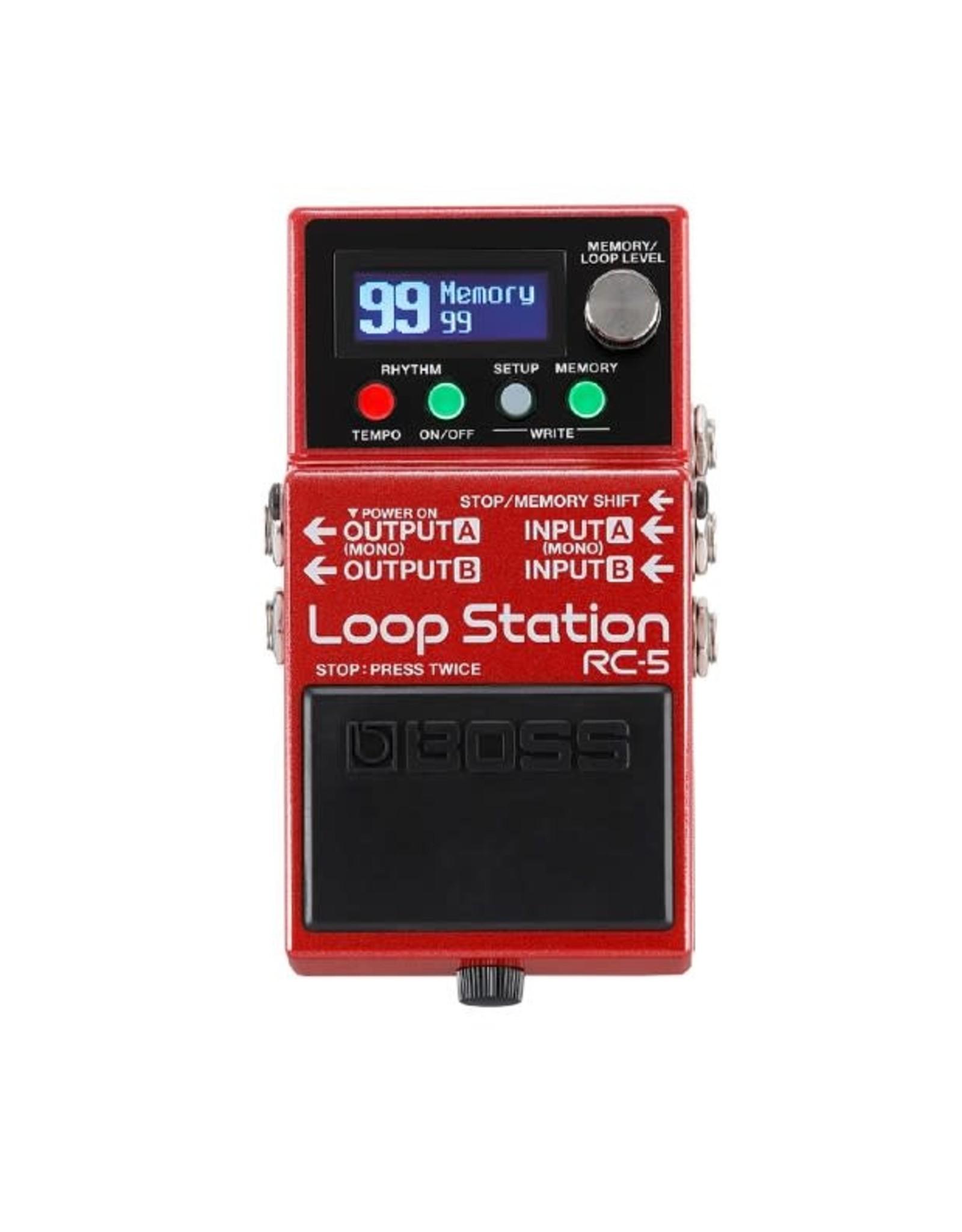 Boss Boss RC-5 Loop Station