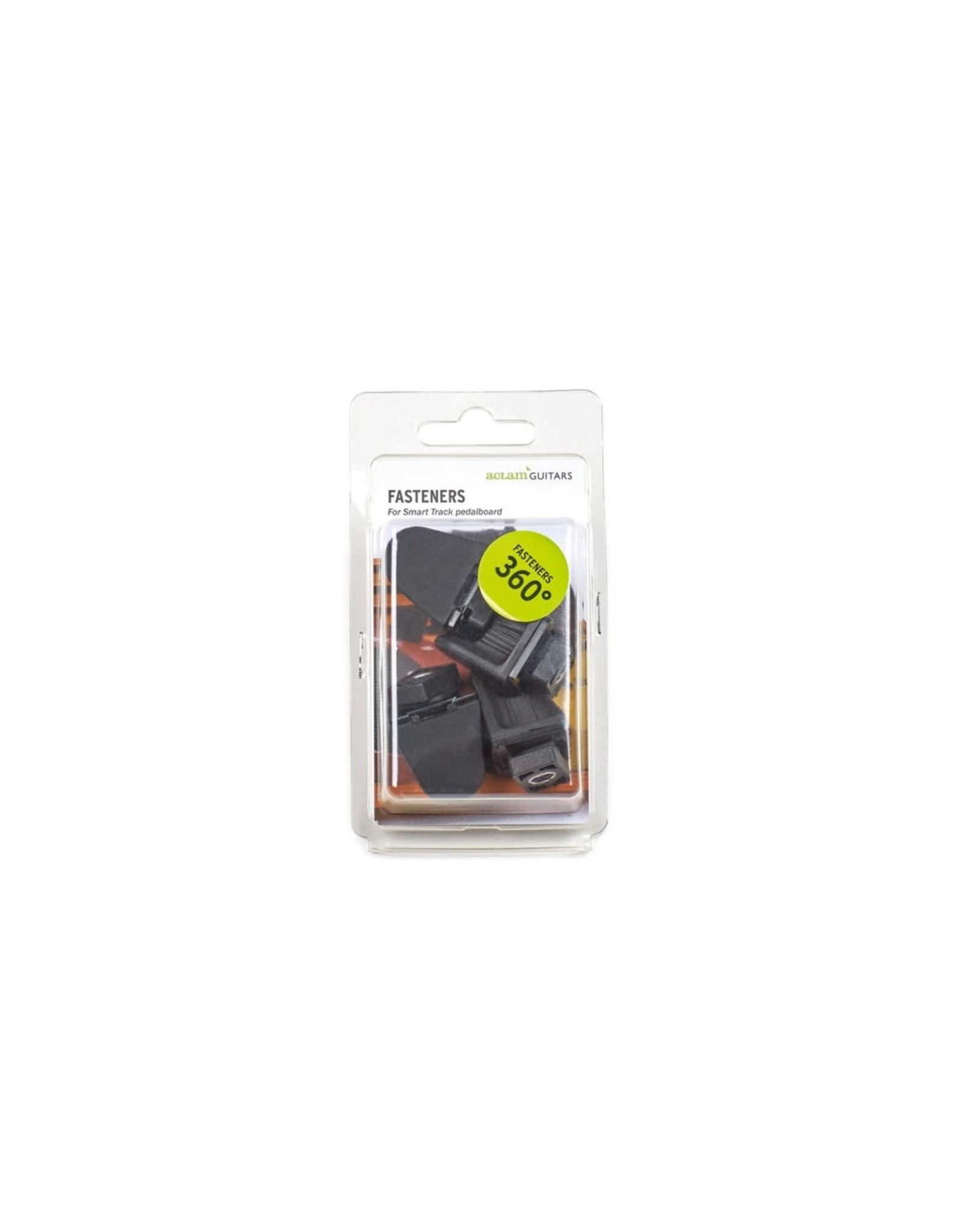 Aclam' Aclam' Smart Track Fasteners 360º 4 pack