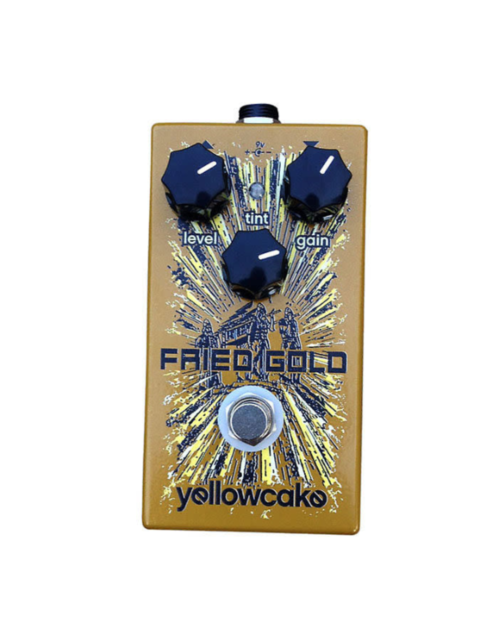 Yellowcake Yellowcake Fried Gold Overdrive - Store Demo