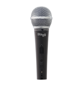 Stagg Stagg SDM50 Professional Cardioid Dynamic Microphone
