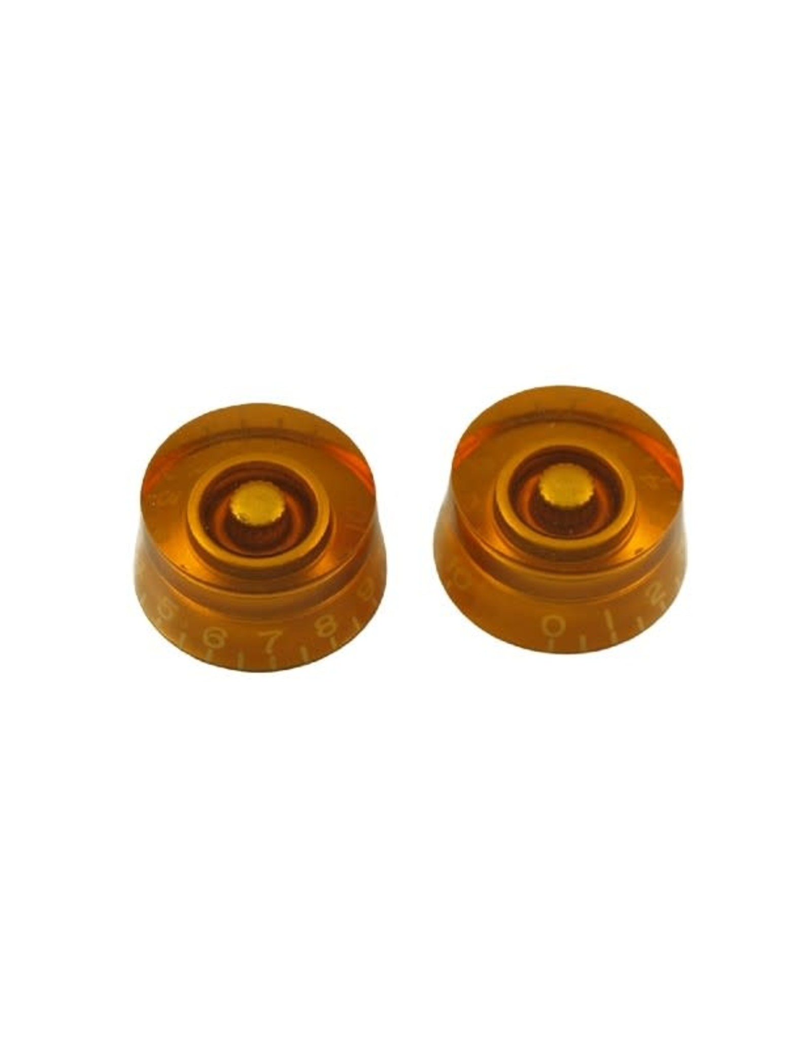 WD Music Products WD Speed Knob Set Of 2 Metric Amber