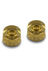 WD Music Products WD Vintage 50's Tall Speed Knob Set Of 2 Gold