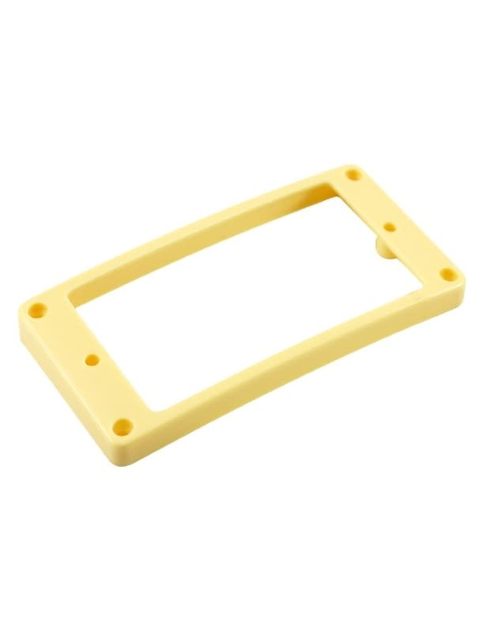 WD Music Products WD® Arched Plastic Humbucker Pickup Mounting Ring Cream High