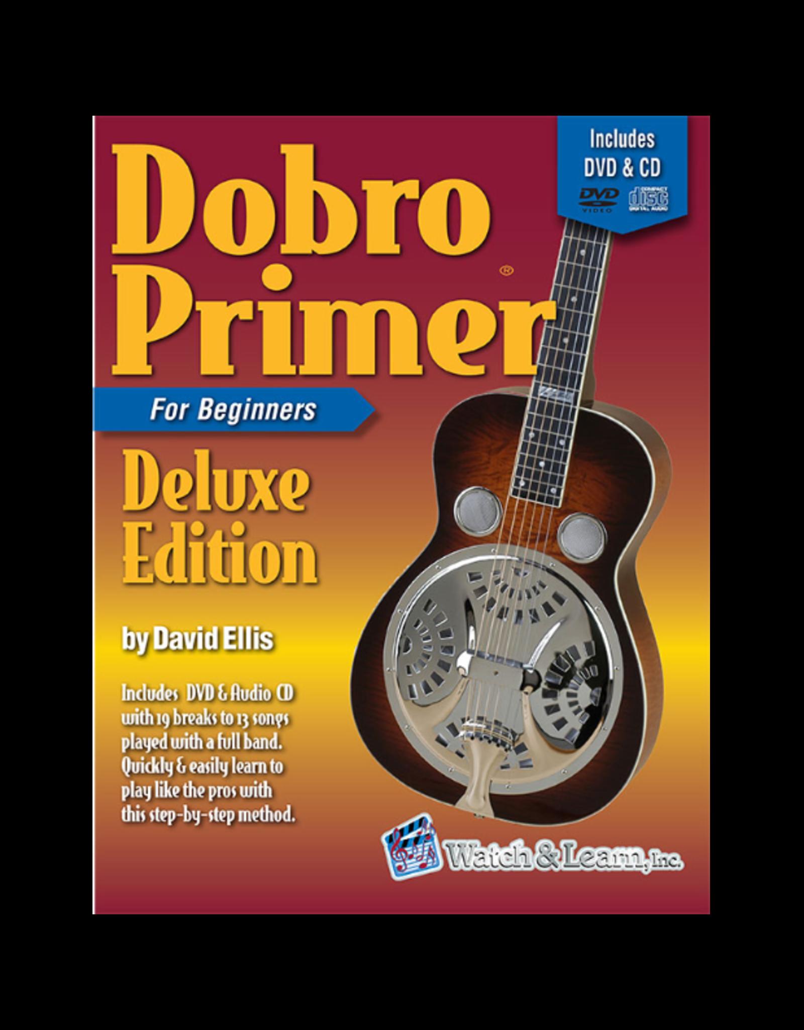 Watch & Learn Watch & Learn Dobro Deluxe Primer