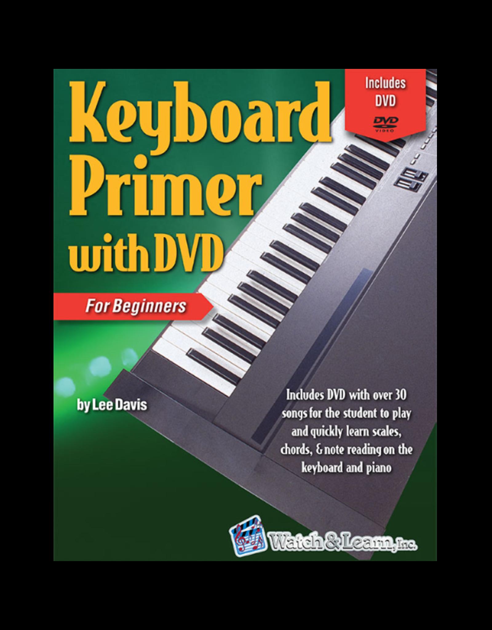 Watch & Learn Watch & Learn Keyboard Deluxe Primer