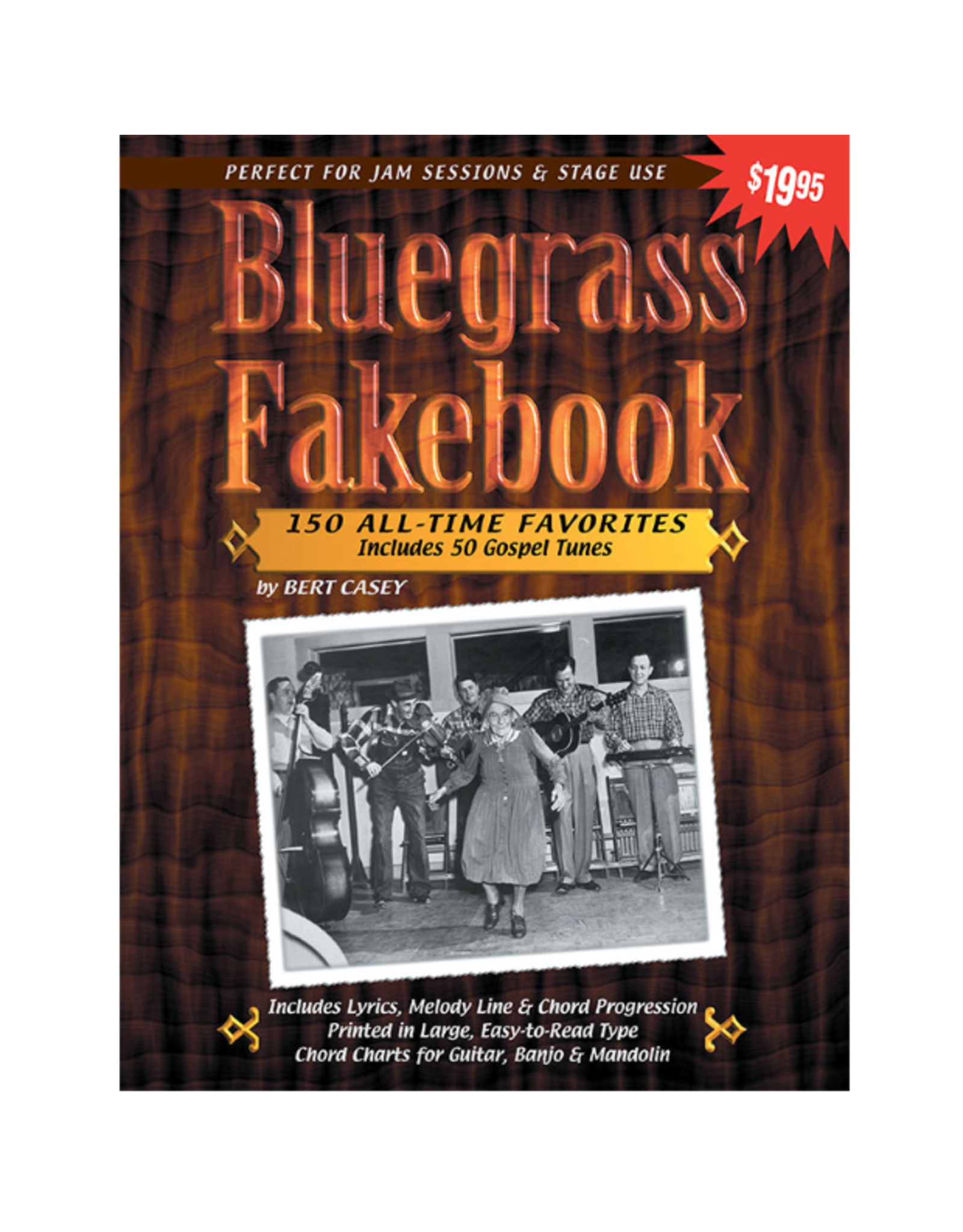 Watch & Learn Watch & Learn Bluegrass Fakebook