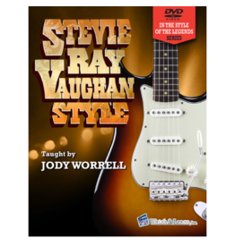 Watch & Learn Watch & Learn Stevie Ray Vaughan Lesson Package