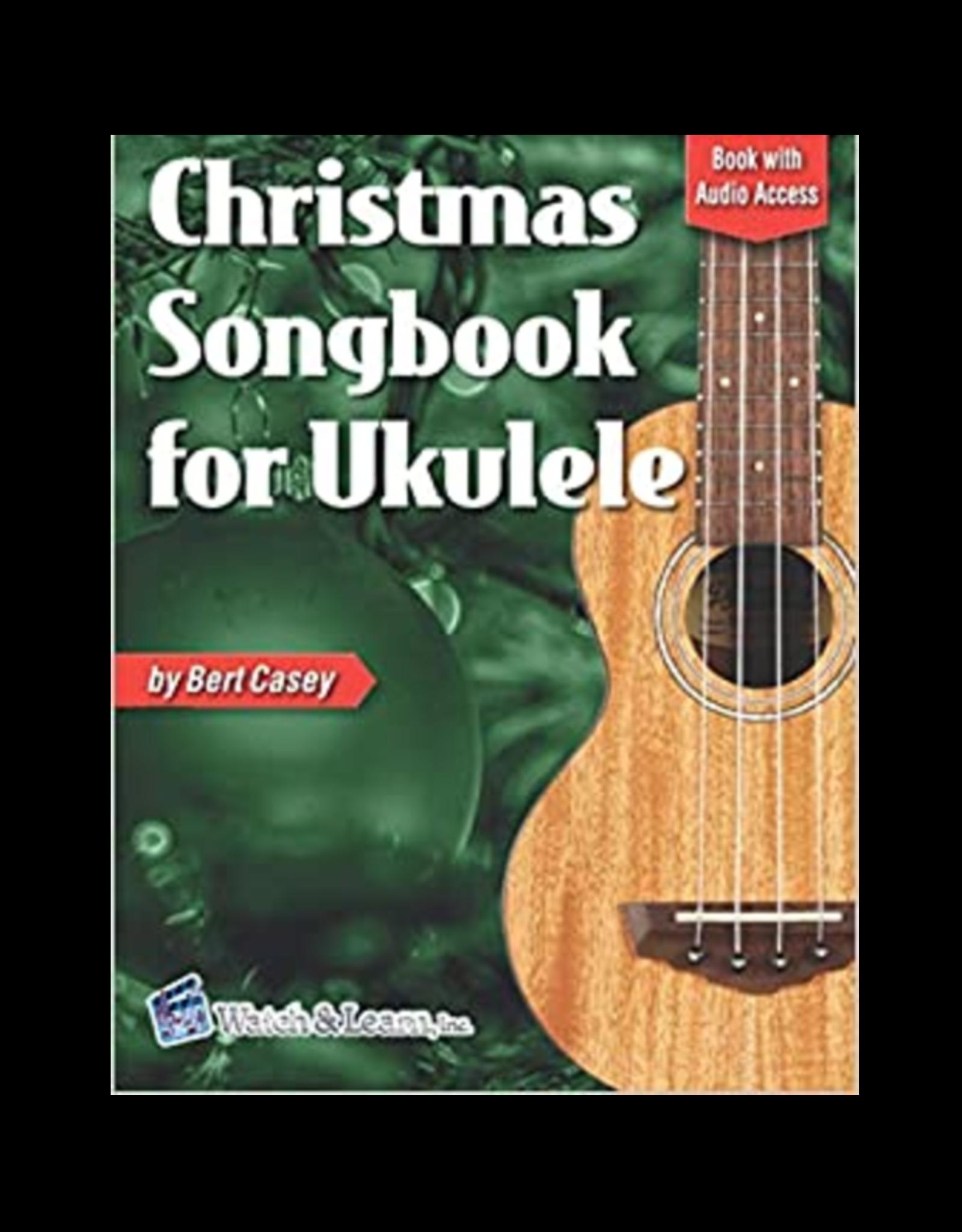 Watch & Learn Watch & Learn Easy Christmas Songbook for Ukulele