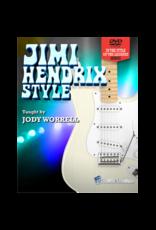 Watch & Learn Watch & Learn Jimi Hendrix Style