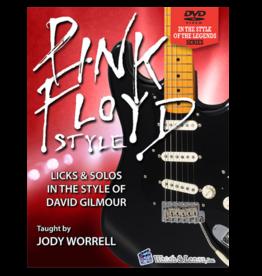 Watch & Learn Watch & Learn Pink Floyd Style