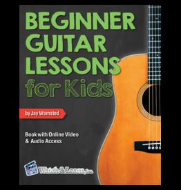 Watch & Learn Watch & Learn Beginner Guitar Lessons for Kids