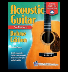 Watch & Learn Watch & Learn Acoustic Guitar Deluxe Primer