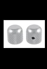 Allparts Allparts Metal Dome Knobs Chrome