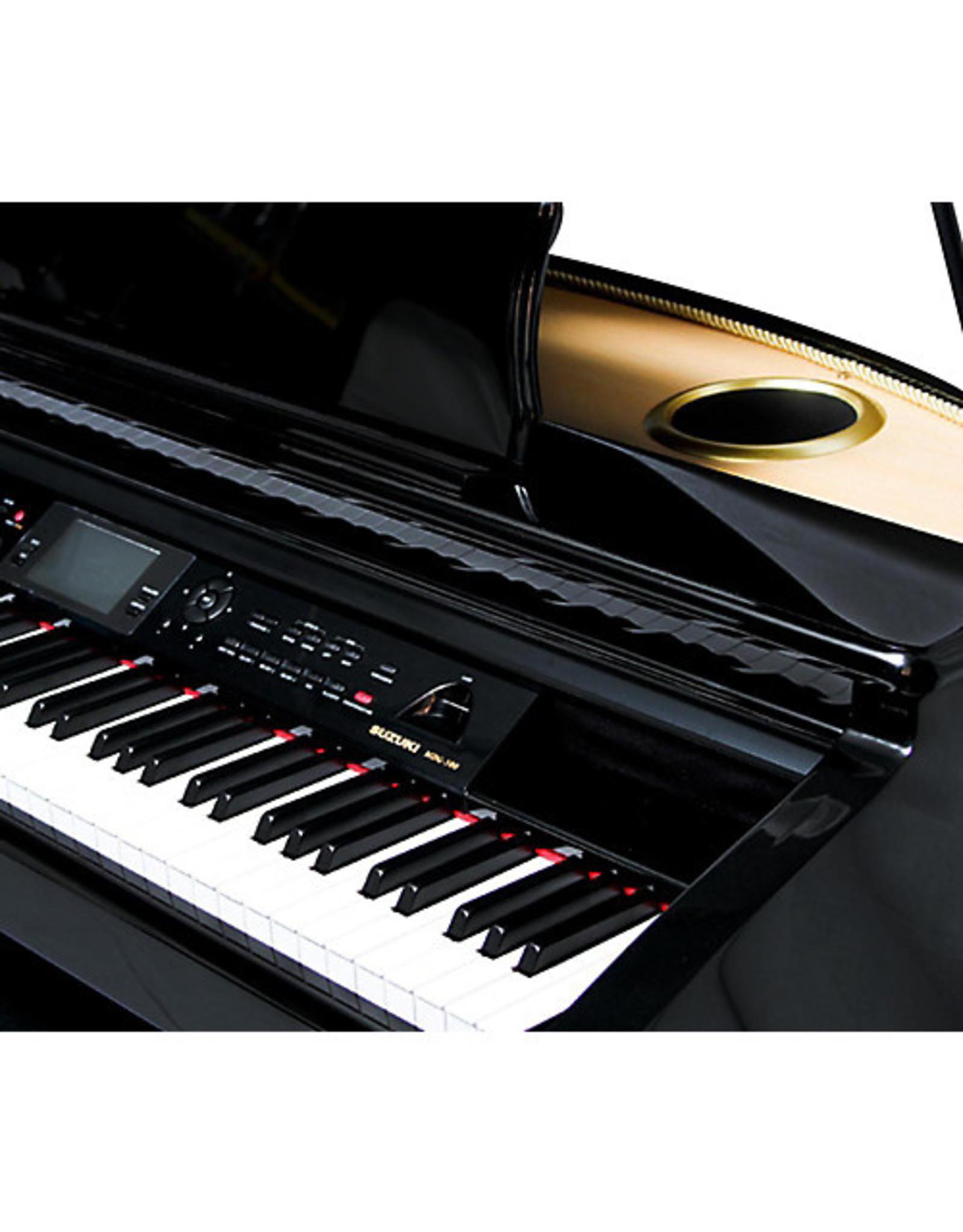 Suzuki Suzuki MDG-300 Black Micro Grand Digital Piano