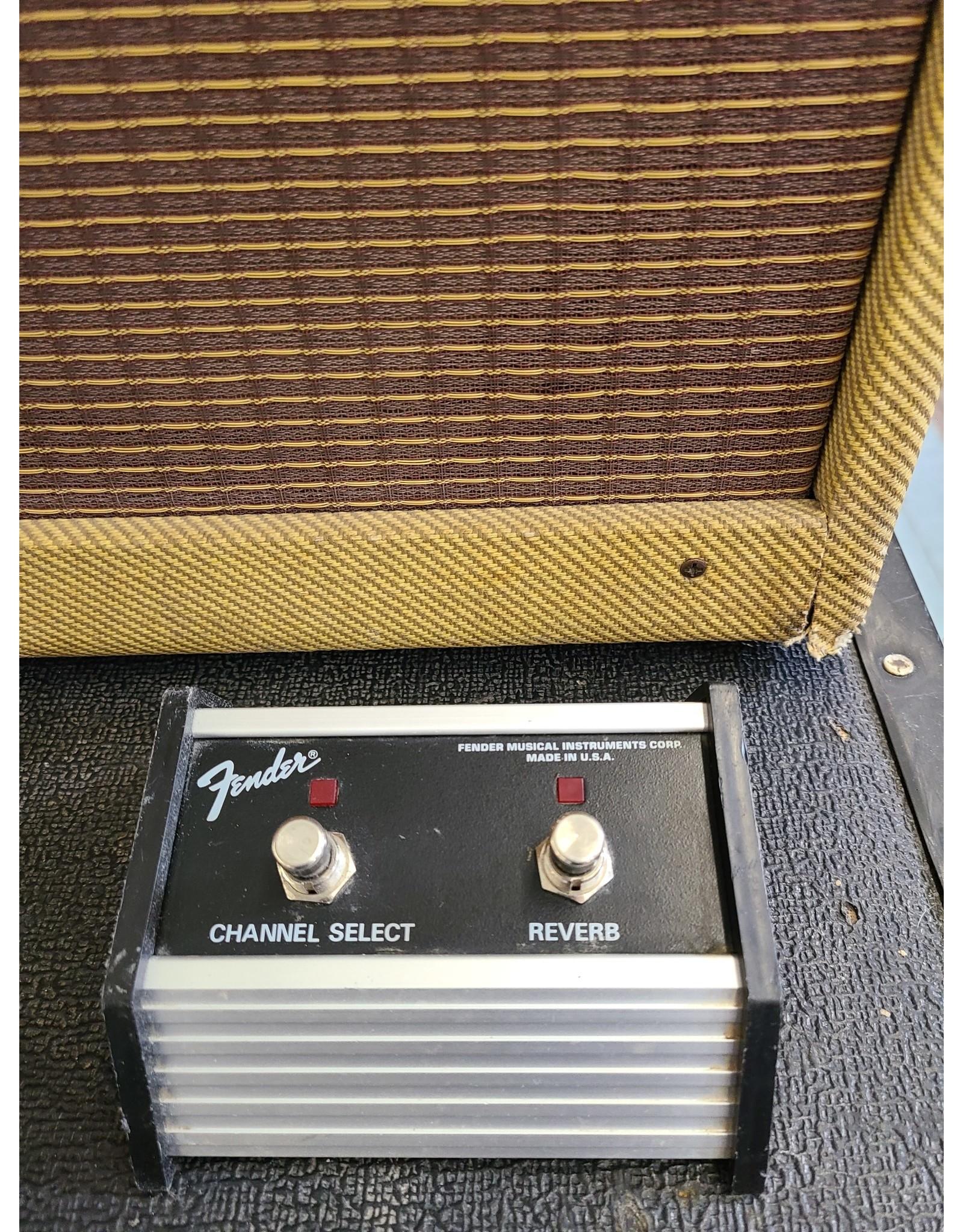 Fender Fender Blues DeVille 60w 2x12 Combo Tweed (used)