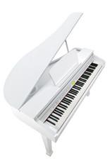 Kurzweil Kurzweil KAG-100 Digital Mini-Size Baby Grand Piano White