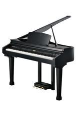Kurzweil Kurzweil KAG-100 Digital Mini-Size Baby Grand Piano Black