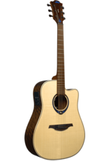 Lag LAG THV20DCE Hyvibe Tramontane Dreadnought Cutaway