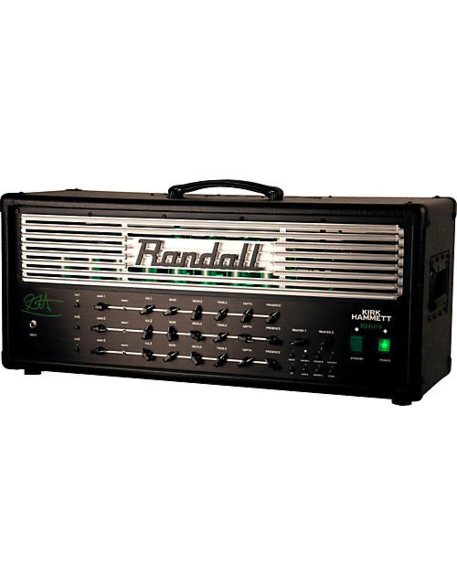 Randall Randall KH103 Kirk Hammett Signature 120W Tube Guitar Amp Head