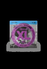 D'Addario D'Addario EXL120 Nickel Wound Super Light Electric Guitar Strings 9-42