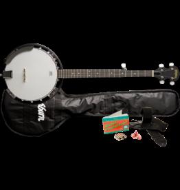 Washburn Washburn Americana B8 Banjo Pack