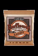 Ernie Ball Ernie Ball 2148 Earthwood Light Phosphor Bronze Acoustic - 11-52